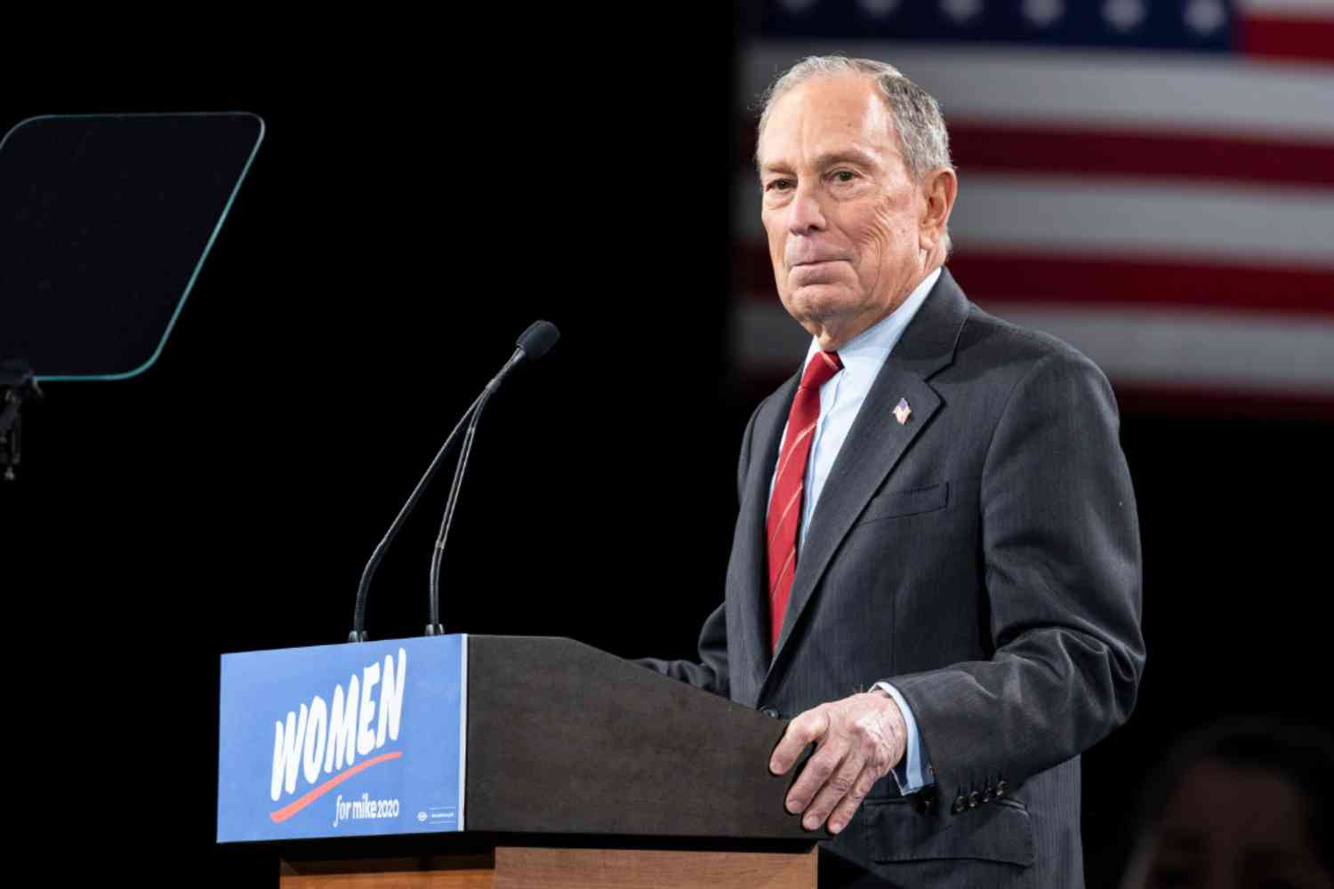 """Michael Bloomberg allegedly told employee to find """"some black"""" to work as nanny"""
