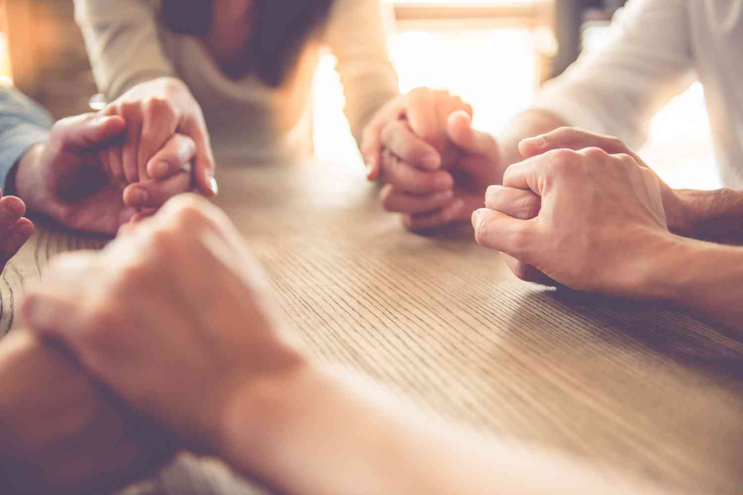 """More than half of Americans have prayed for end to COVID-19, including many who """"seldom or never pray"""": Pew"""