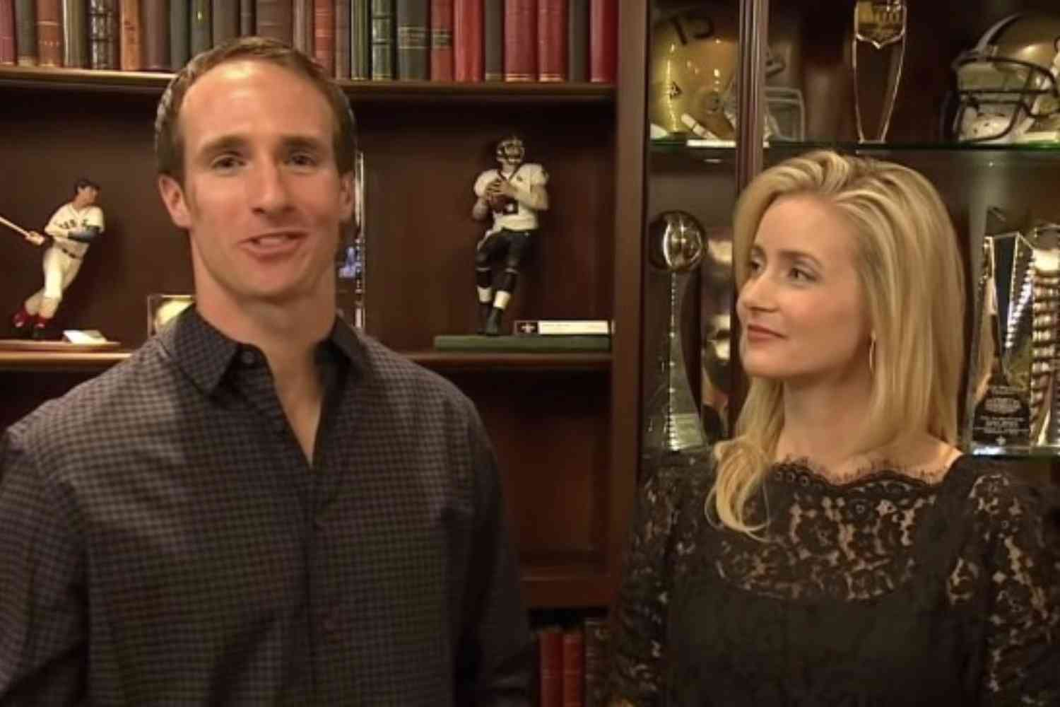 New Orleans Saints QB Drew Brees, wife donate $5M for coronavirus ...